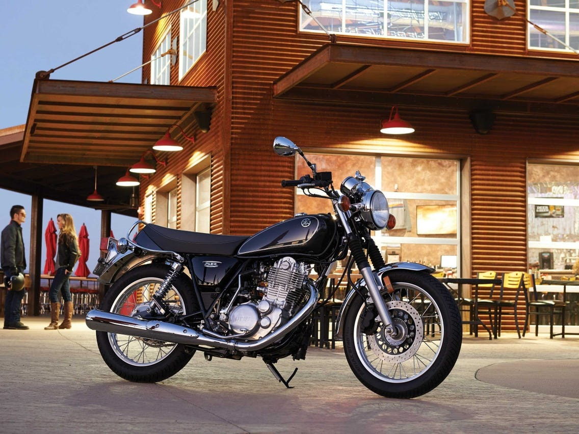 achat de moto d'occasion